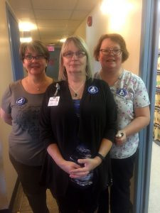 The Blackville Health Centre is proud to show their support for breastfeeding families this National Breastfeeding Week!