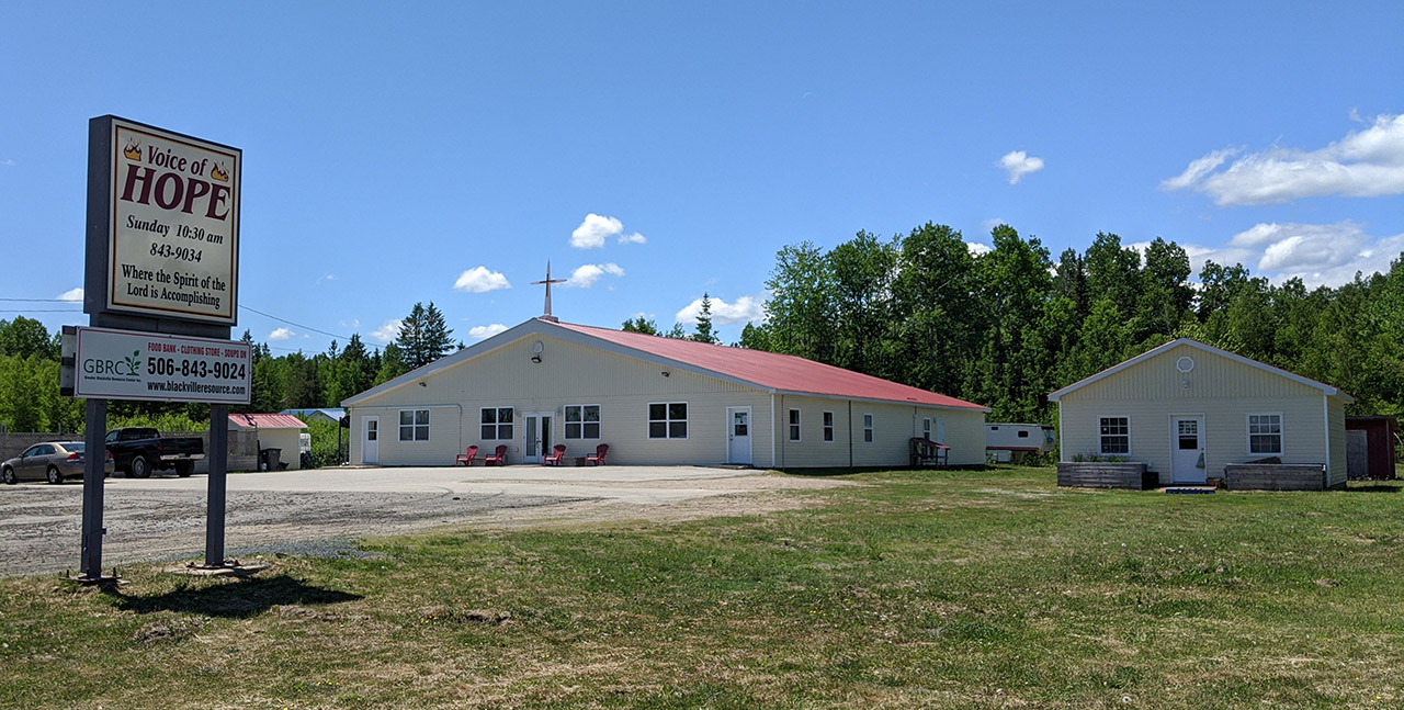 Greater Blackville Resource Centre