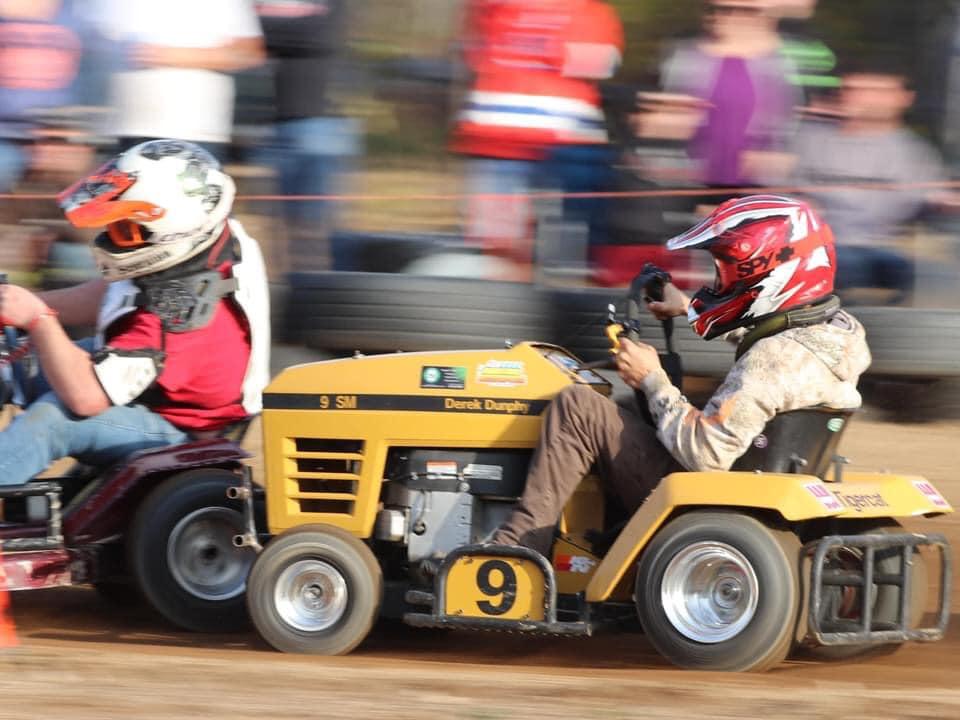 Blackville Mower Racing